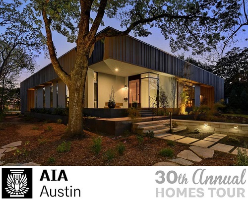 Join us on the AIA Homes Tour!