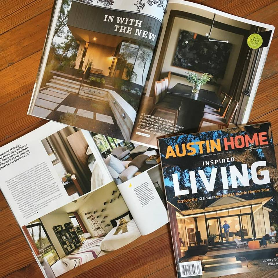 Austin Home Magazine Fall 2016